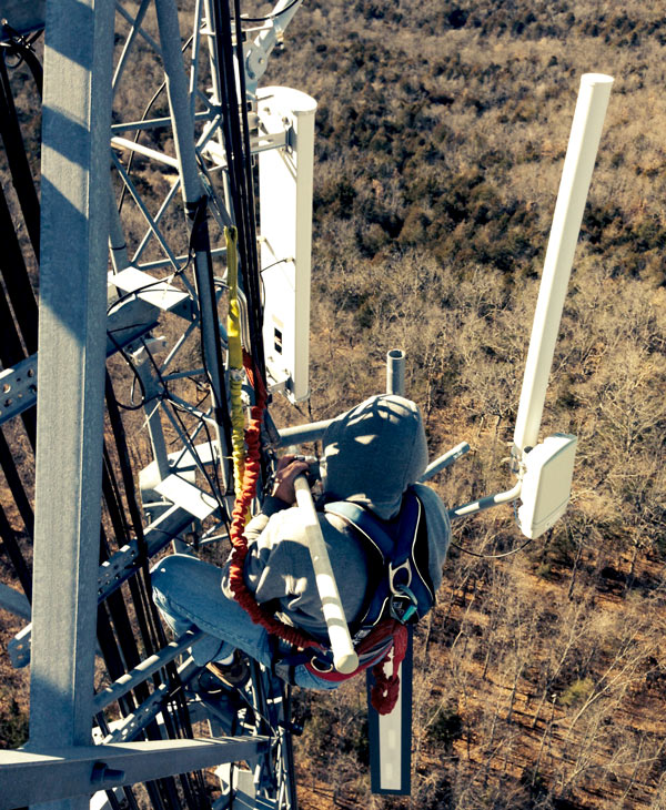 cell tower maintenance - Totalhighspeed